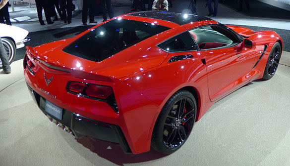 Join Harlan Charles for a Live Corvette Chat on Wednesday at 12:30 PM ET