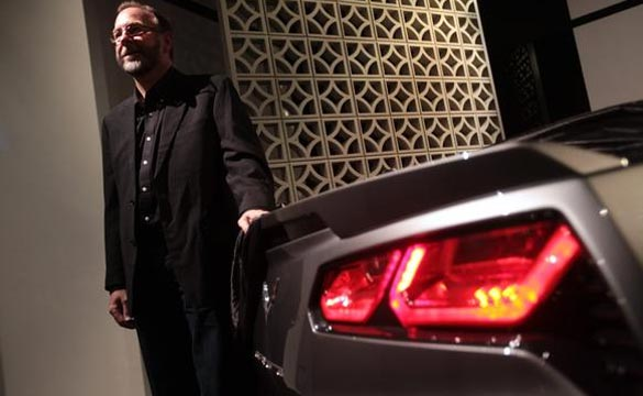 Corvette Designer Sought to put Distance Between C6 and C7 Corvette