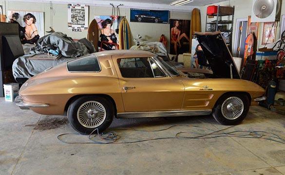 Vicari Offers Rare 1962 Fuelie and 1963 Corvette Z06 at Nocona Auction