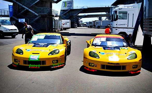 Target Le Mans: Corvette Racing Ready for Test Day