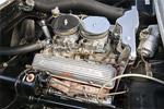 1957 Silver/Red 283/245 Corvette Convertible