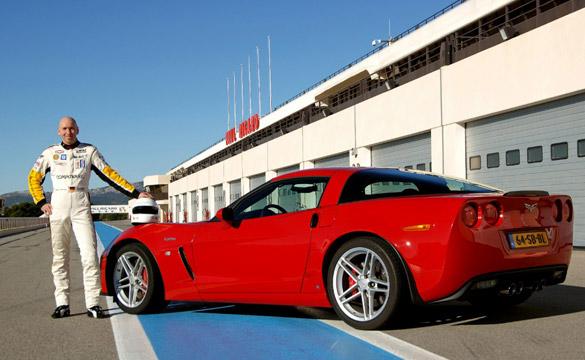Chevrolet to Start Testing the 2014 Corvette Stingray in Europe