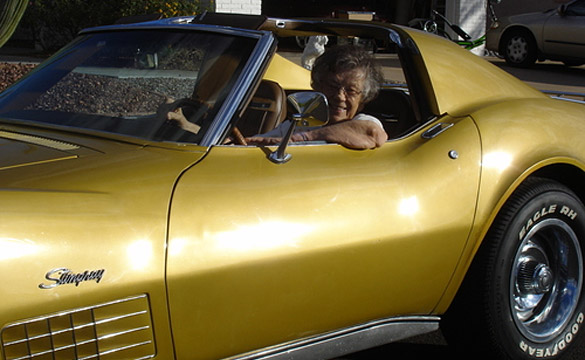 100 Year Old Corvette Enthusiast Recounts a Century of Living