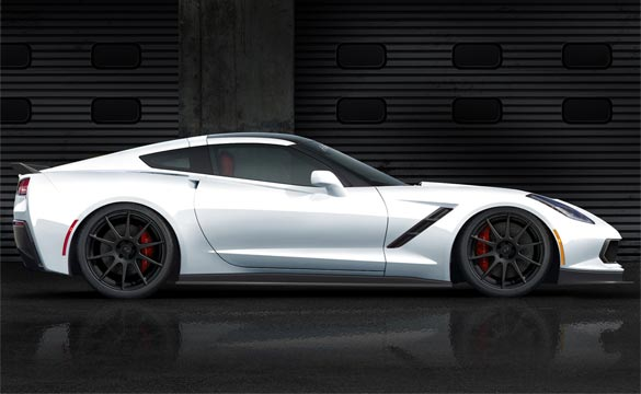 Hennessey Details 2014 Corvette Stingray Upgrades
