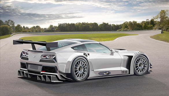 Callaway to Build FIA GT3 Corvettes