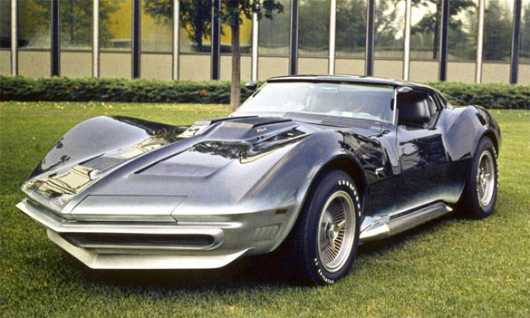 Three Rare Corvette Concepts to be Shown at the LeMay Museum