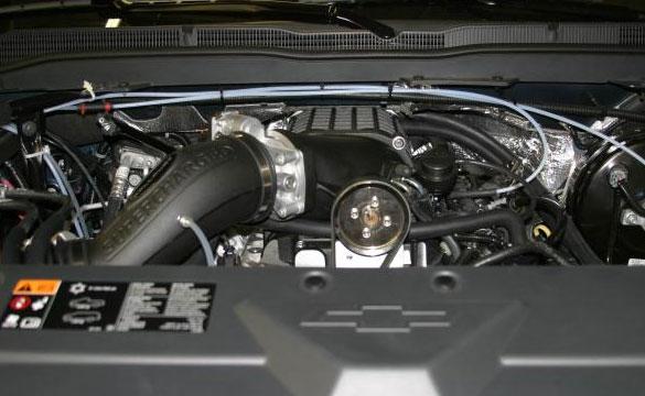 Callaway First to Supercharge the 2014 Chevrolet Silvarado's Eco-Tec Engine; C7 Corvette Stingray Next