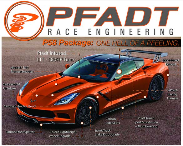 [VIDEO] Pfadt Planning P58 Edition Corvette Stingray