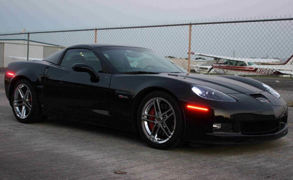 C6 Corvette LED Side Marker Replacements