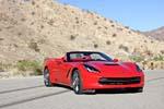 CorvetteBlogger Drives the 2014 Corvette Stingray Convertible