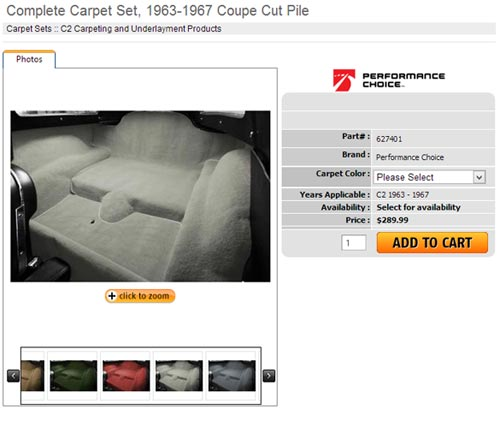 Mid America Motorworks Launches a New Website for Corvette Parts and Accessories
