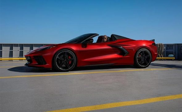 2021 Corvette Pricing Released with Z51 and the E60 Front Lift Seeing Increases