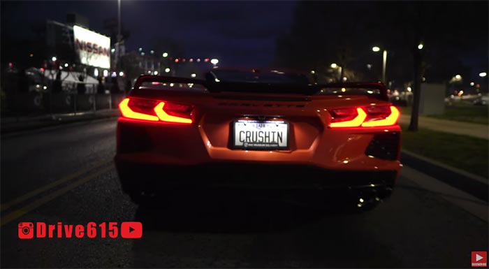 four minutes of glorious exhaust sounds