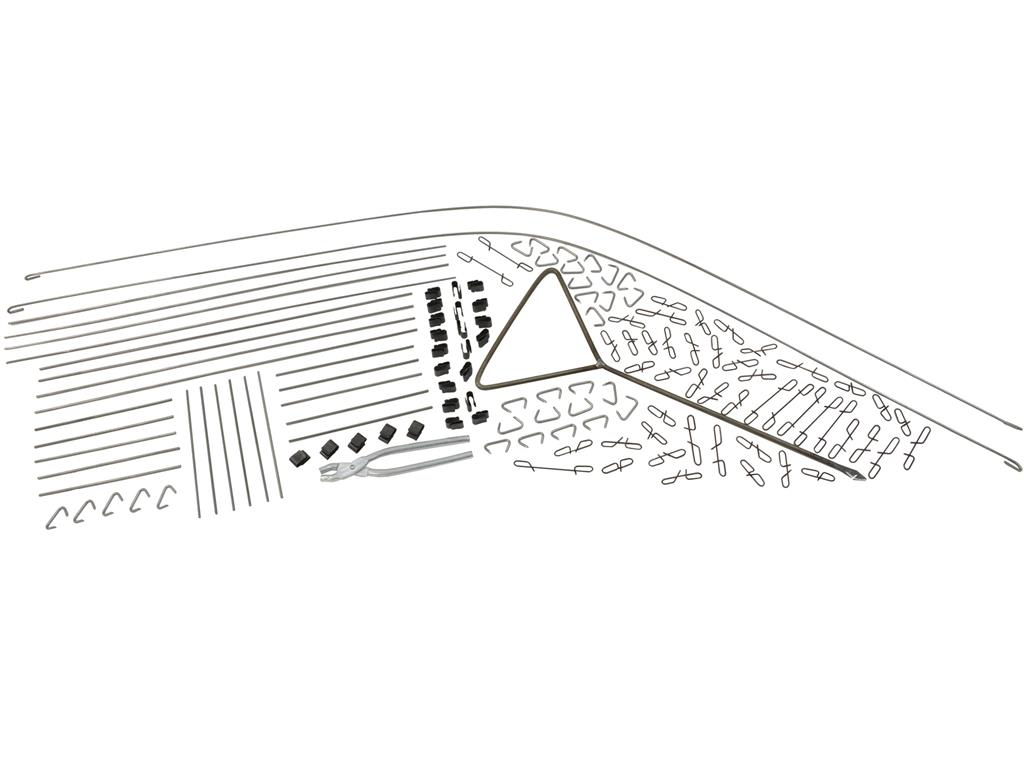 63 64 Seat Covers Installation Kit