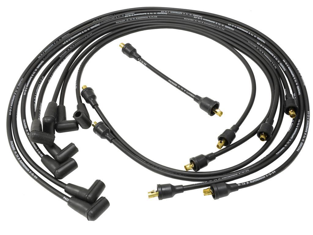 58 74 Spark Plug Wire Set 283 327 350