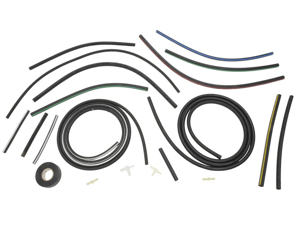 73 79 Headlight Wiper Vacuum Hose Kit