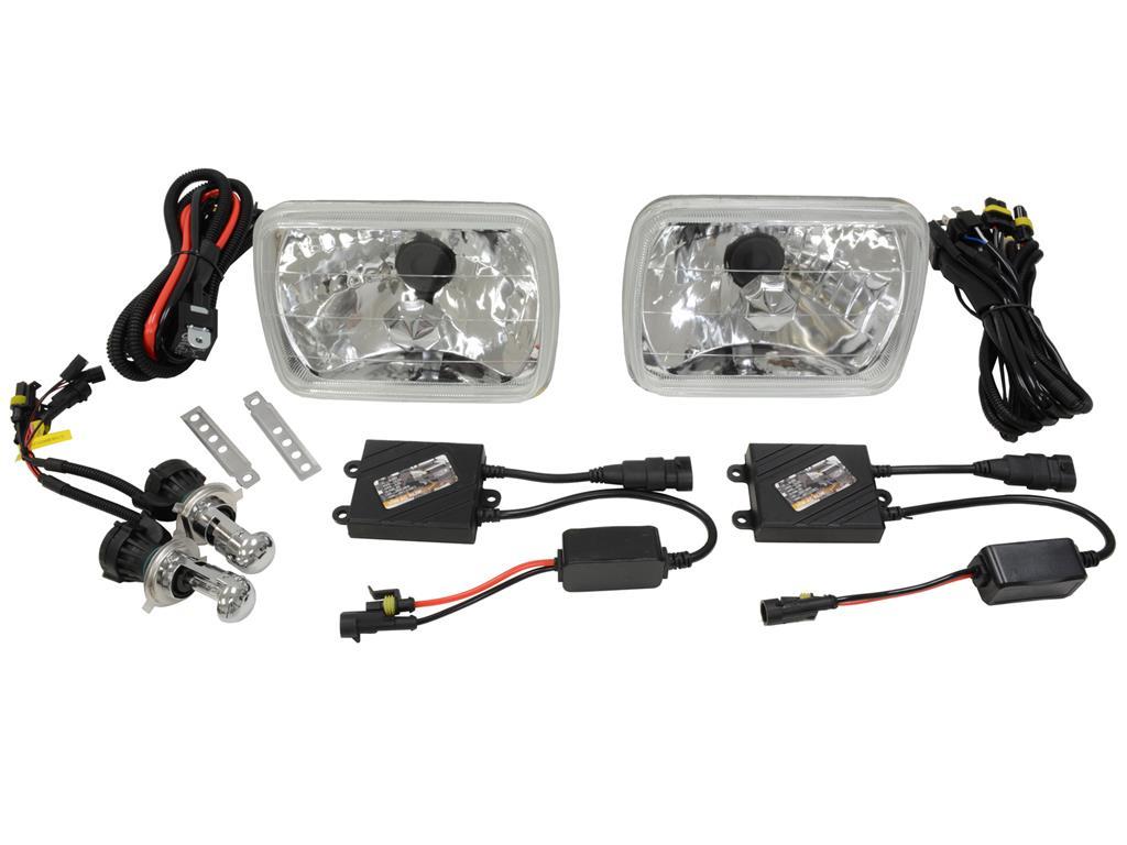 84 96 Penetrator Headlight Conversion