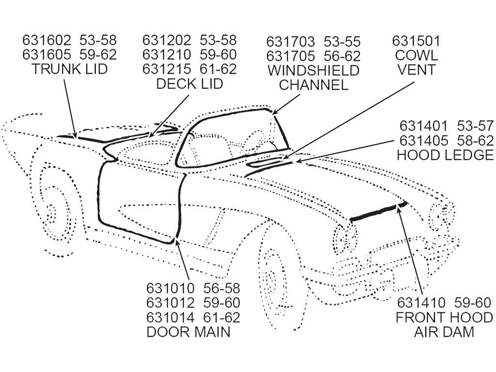 Corvette Hood