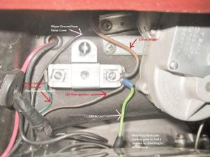 1960 Wiring (starter, electonic ignition and Ballast Resistor Wiring)  CorvetteForum