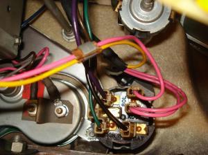Ignition switch wiring, 2 extra dark green wires  CorvetteForum  Chevrolet Corvette Forum