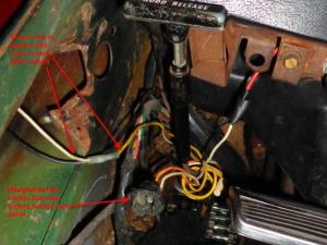 Wiring issues with my newly acquired 1971  CorvetteForum