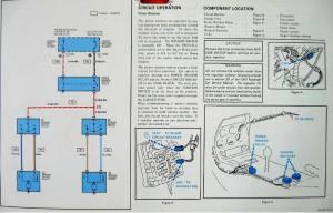 Fuse box Wiring Diagram 76  CorvetteForum  Chevrolet
