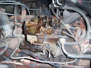 '72 402 big block quadrajet vacuum hose diagram needed, please help!  CorvetteForum