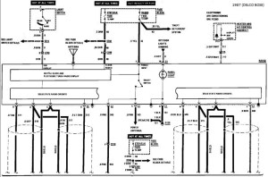 C4 Bose radio connections  CorvetteForum  Chevrolet