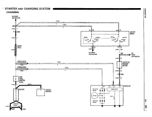 Alternator wiring diagram  CorvetteForum  Chevrolet