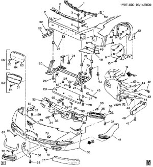 Detailed exploded parts diagram?  CorvetteForum