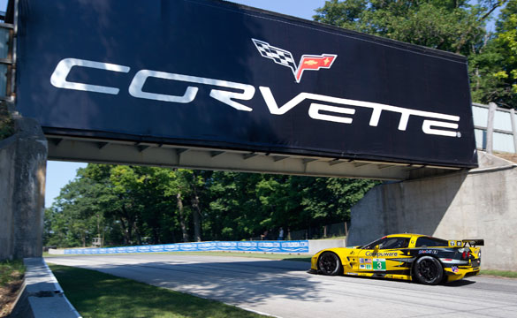 Corvette Racing Takes Fifth at Road America
