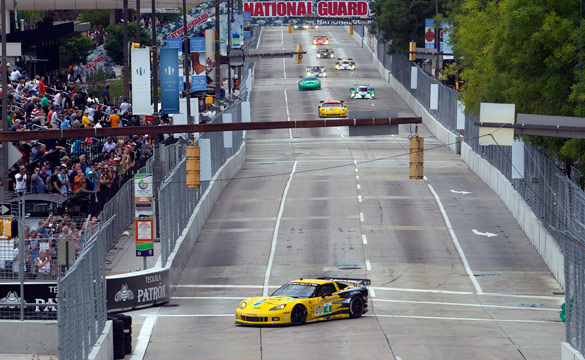 [SPOILER] Corvette Racing at ALMS Baltimore
