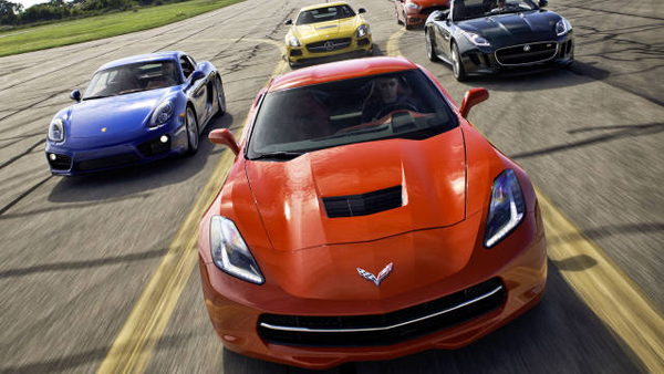 2014 C7 Chevrolet Corvette Stingray Among Road & Track Performance Car of the Year Contenders