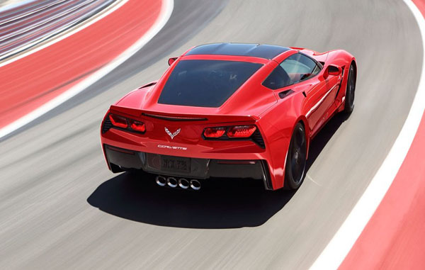 2014 Chevrolet C7 Corvette Stingray