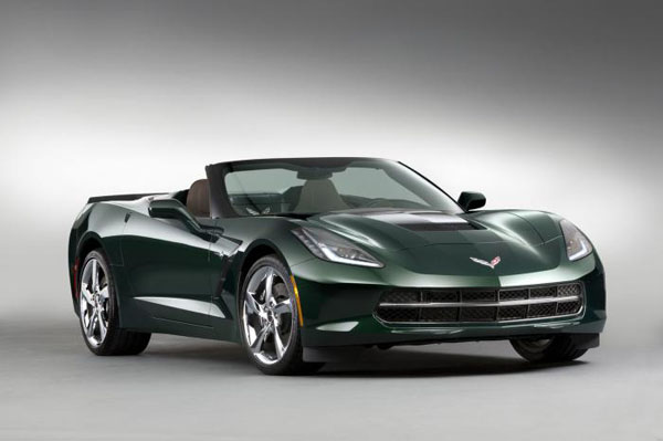 2014 Corvette Stingray Premiere Edition Convertible Home
