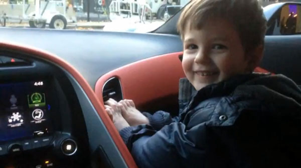 Three-Year-Old Corvette Stingray Expert