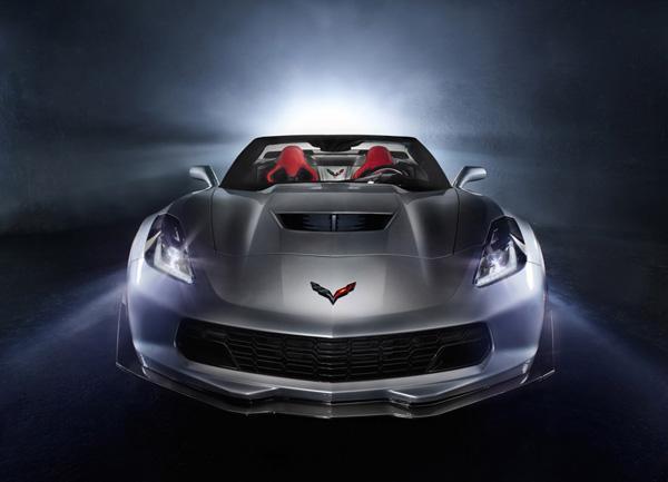 2015 Chevrolet Corvette Z06 Convertible shot by Dan Wang Home