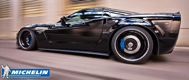 427 Batman Corvette Slider