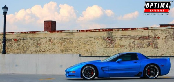 1999 Chevrolet Corvette C5 Fixed Roof Coupe Home