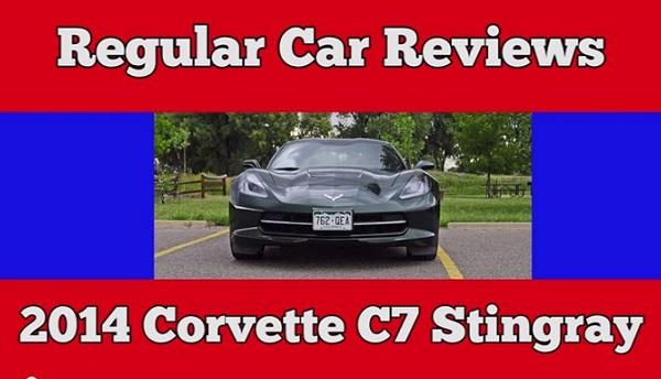 Regular Car Review text
