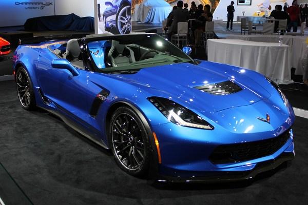 2015 Corvette Z06 Home