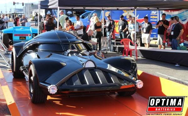 Darth Vader Corvette C5 SEMA 2014 Home