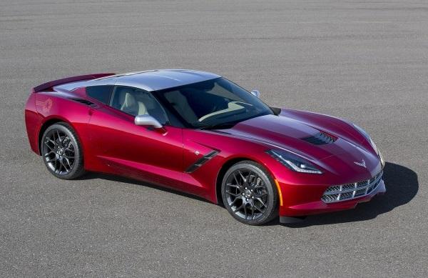 KISS Corvette text