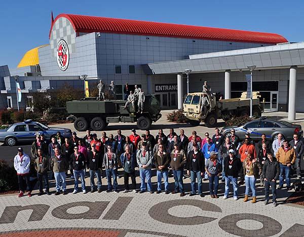 National-Corvette-Museum-Celebrates-Military-Appreciation-Month-2014