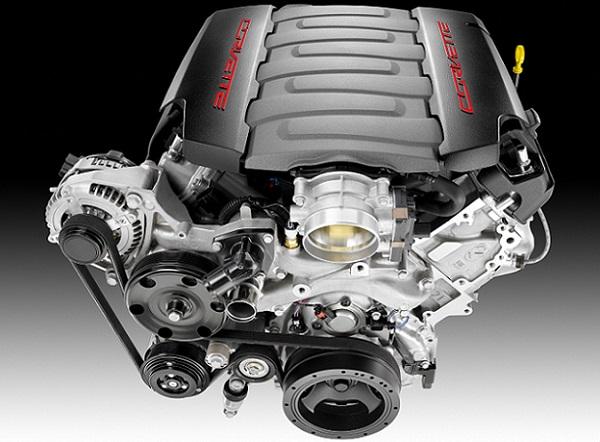 2014 LT-1 6.2L V-8 VVT DI (LT1) for Chevrolet Corvette