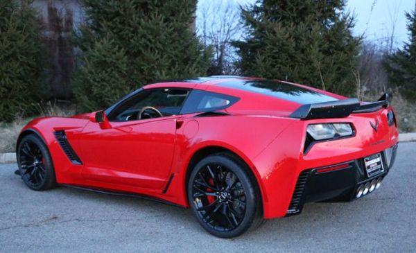 Lawdogg149's 2015 Corvette Z06