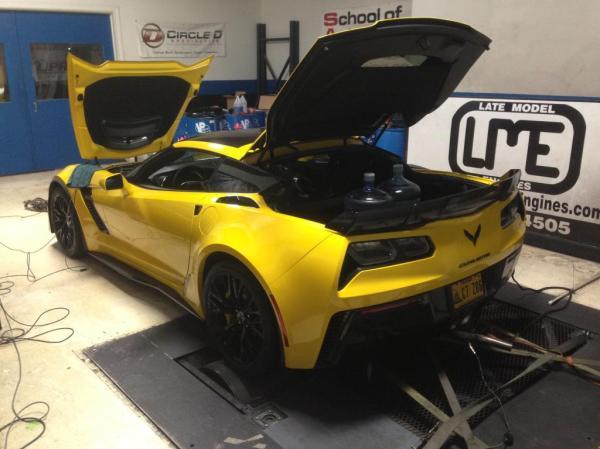 Late Model Racecraft Corvette z06
