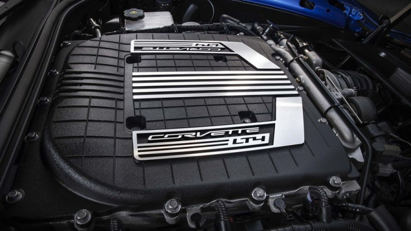 LT4 v8 corvette engine