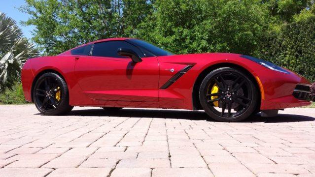 2014 Corvette Stingray Z51