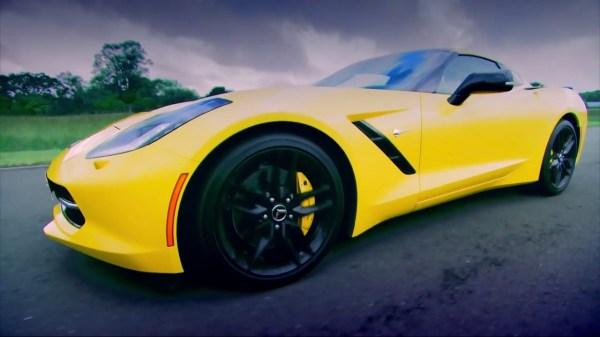C7 Corvette Stingray on Top Gear (1)